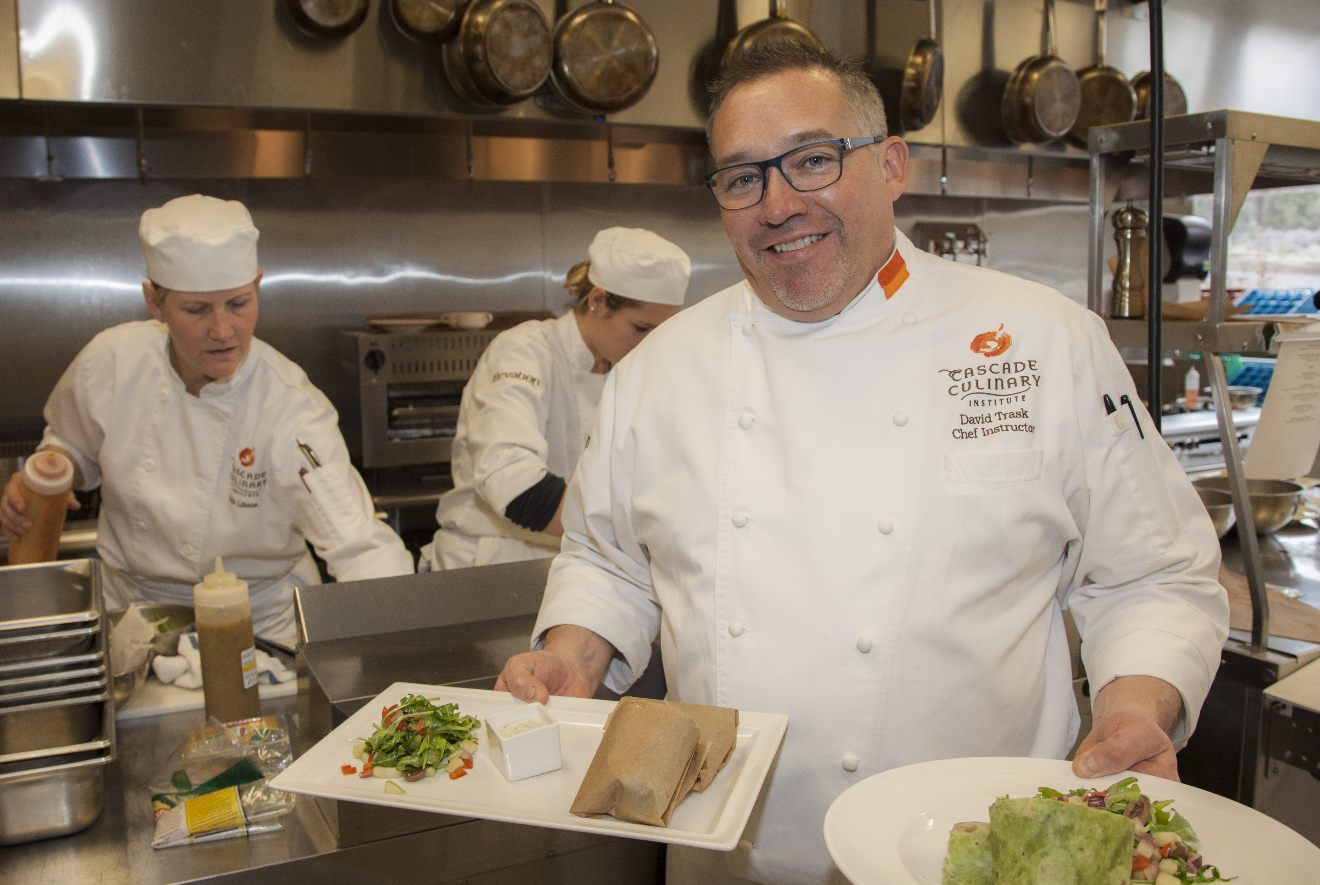 Chef Instructor Dave 20