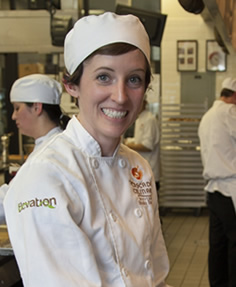 Brooke Harris Is Our Baking And Pastry Sous Chef For Elevation Restaurant Obtained A Degree In Psychology From Washington State University 2007