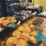 kiosk pastries